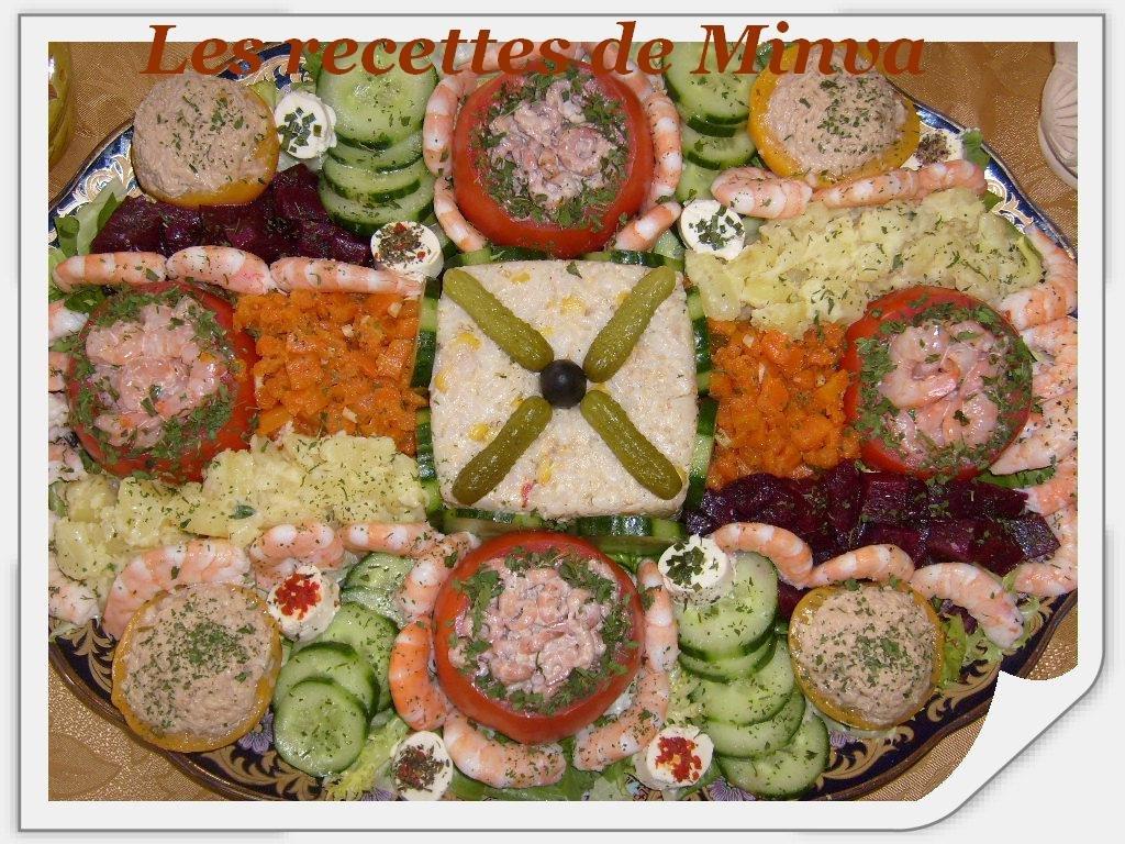 les recettes de minva salade compos e ii. Black Bedroom Furniture Sets. Home Design Ideas